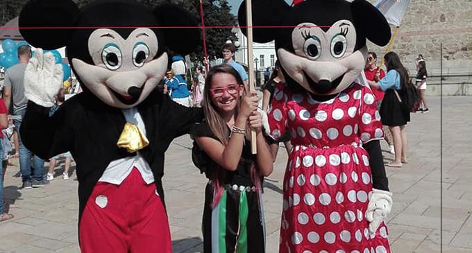 """GIOIOSA MAREA – In Romania, Greta Cacciolo, 11 anni, ha vinto la 9ª edizione del Festival """"Volare"""""""