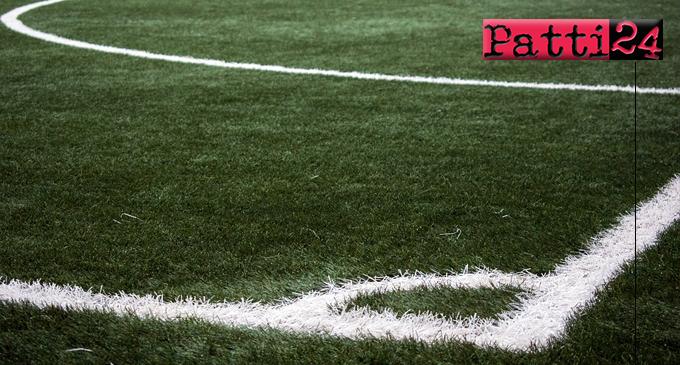 PATTI – Tariffa oraria per l'utilizzo dell'impianto di calcio a sette di San Giovanni