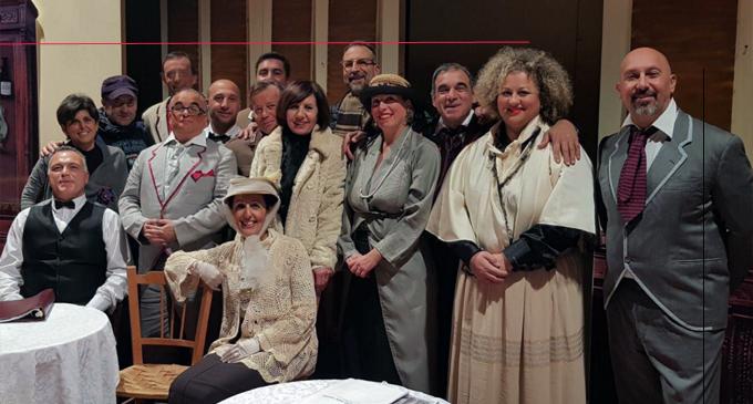 """PATTI – Teatrando. ll clou della VII rassegna sarà rappresentato dalla compagnia """"Il Sipario"""" con """"Il medico dei pazzi"""""""