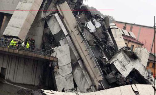 """MESSINA – """"Sappiamo bene che quanto accaduto poteva e doveva essere evitato"""". L'Ordine Architetti in merito al crollo ponte a Genova."""