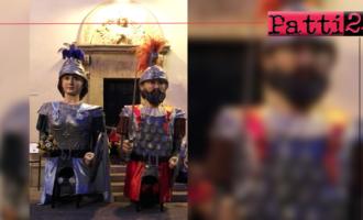 MISTRETTA – Festa della Madonna della Luce. Domani in chiusura il ballo dei Giganti 'Mithia e Kronos'