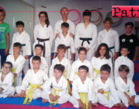 PATTI – Esami acquisizione gradi. La Scuola Karate Patti ha presentato 21 atleti