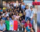 PATTI – Partiti i 50 giovani della diocesi che parteciperanno, a Roma, al pellegrinaggio con Papa Francesco