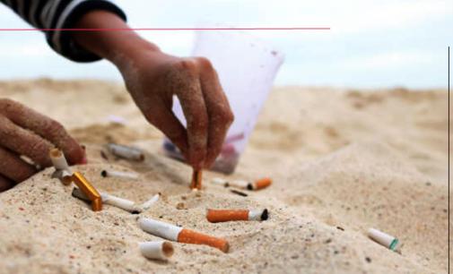 PATTI – Posacenere da spiaggia gratuiti ai bagnanti