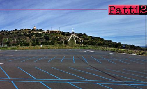 """PATTI – Tindari. Riattivazione, in via sperimentale, della sosta a pagamento nel parcheggio denominato """"Locanda 2"""""""