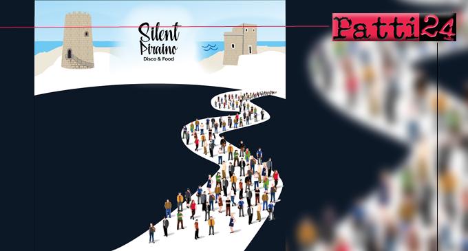 """PIRAINO – Il """"Silent Piraino"""" è.. questa sera venerdi 17 agosto dalle ore 20 nel centro storico"""