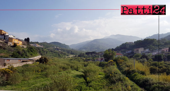 PATTI – Il torrente Montagnareale non adeguatamente pulito può divenire concausa di fenomeni di esondazione. Disposti lavori urgenti di pulizia