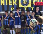 """PATTI – Festa per i piccoli atleti nella """"prima giornata nerazzurra"""" organizzata dall'Inter Club """"Giacinto Facchetti""""."""