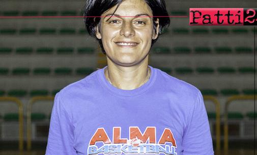 PATTI – Serie B di basket femminile. E' iniziata la preparazione dell'Alma Basket Patti agli ordini del coach Mara Buzzanca