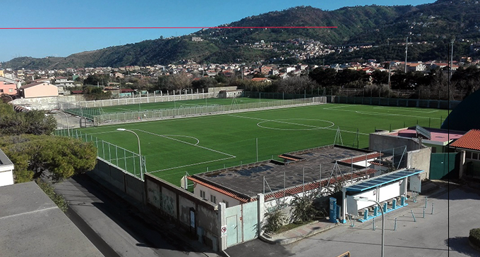 """CAPO D'ORLANDO – Il Centro Sportivo """"Merendino"""" diventa Centro Federale Territoriale della FIGC"""