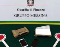 MESSINA – Corrieri della droga. Arrestati due giovani messinesi e sequestrati circa 2 chili e mezzo di cocaina ed una autovettura