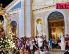 PATTI – Festa di Maria Santissima del Tindari. Il sacro colle è già meta di pellegrinaggi.