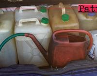 ROMETTA – Ruba 85 litri di gasolio alla ditta per cui lavora. L'uomo è stato denunciato, l'auto sequestrata.