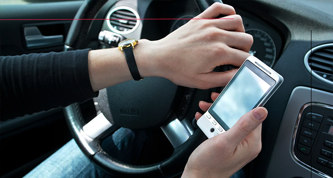 """MESSINA – """"Focus on the Road"""". Dal 17 al 23 settembre, stretta della Polizia Stradale sull'uso dei cellulari alla guida"""