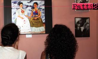 BARCELLONA P.G. – Grande successo per l'inaugurazione della mostra-studio su Frida Kahlo