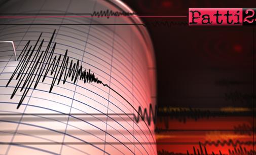 TERME VIGLIATORE – Eventi sismici, il piu' rilevante di magnitudo 3.4 alle 07:53:38, con ipocentro a 10 km di profondità.