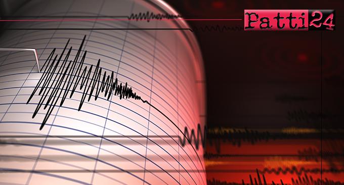 GIOIOSA MAREA –  Nella notte, lieve sisma di ML 2.5 con epicentro a 3 km da Gioiosa Marea e ipocentro a 11 km.