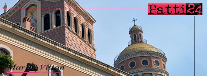 PATTI – Domenica RAI 1 in diretta dal Santuario della Madonna del Tindari.