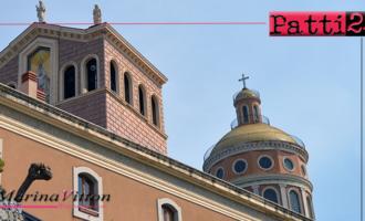 PATTI – 70ª Settimana Liturgica Nazionale. Messa nella Basilica Santuario di Tindari per i partecipanti