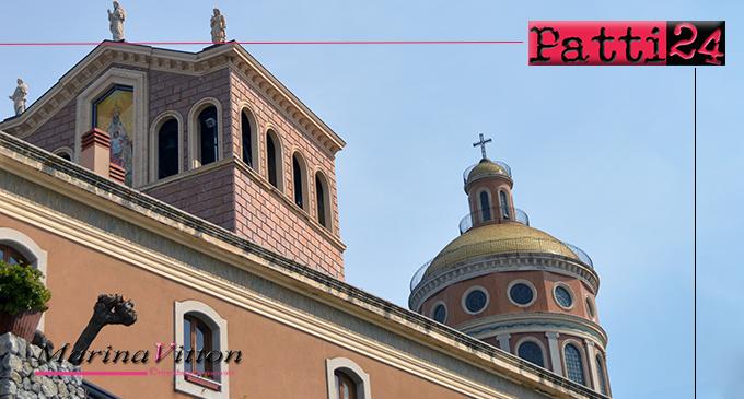 """PATTI – Basilica Santuario MARIA SS.MA del Tindari. I Carabinieri del Comando Interregionale Culqualber celebrano la """"Virgo Fidelis"""""""