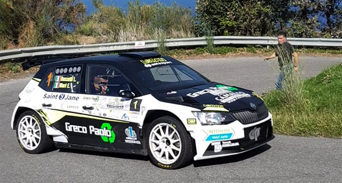 PATTI – Via al 4° Tindari Rally