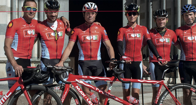 CAPO D'ORLANDO – Bike tour contro la fibrosi cistica, sabato tappa a Capo d'Orlando