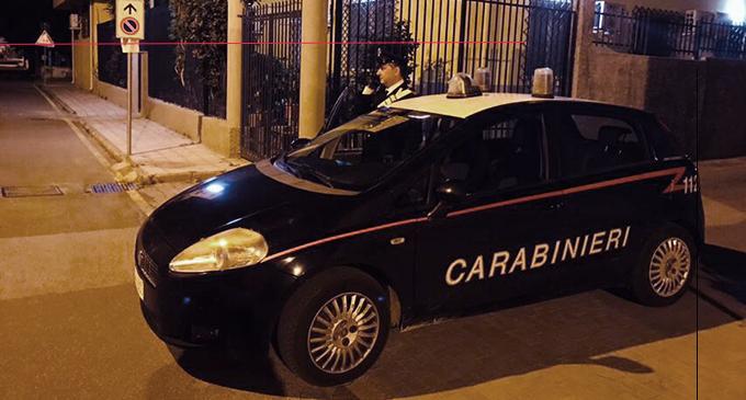 BARCELLONA P.G. – Estorsione, furto e spaccio di sostanze stupefacenti. Tre arresti nei Comuni di Falcone e Merì