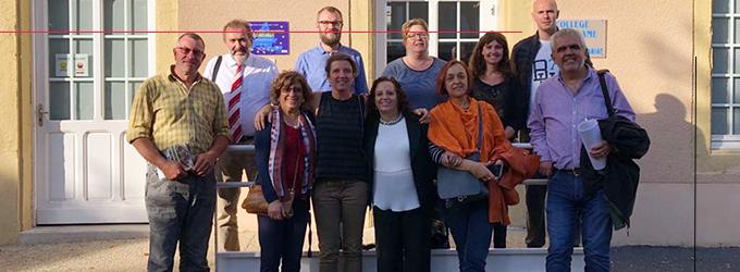 """PATTI – Fino a giugno 2020 l'I.C. n.3 """"Lombardo Radice"""", sarà internazionale. Approvato progetto """"Erasmus plus"""""""