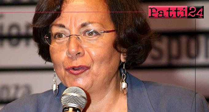 """CAPO D'ORLANDO – Giuseppina Paterniti nuovo direttore del Tg3. Il Sindaco Ingrillì: """"Per Capo d'Orlando motivo d'orgoglio"""""""