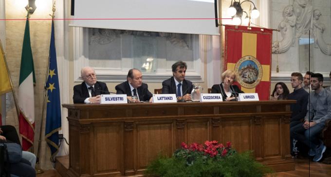 MESSINA – Lectio Magistralis del Presidente della Corte Costituzionale in Aula Magna