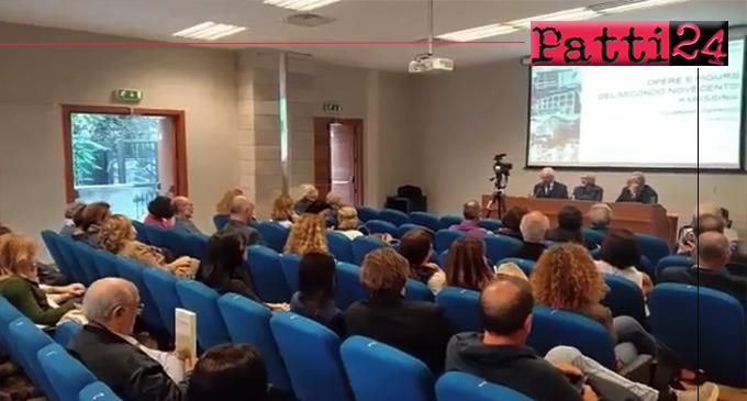 """MESSINA – Si è svolta la prima conferenza del ciclo """"Opere e figure del secondo novecento a Messina"""""""