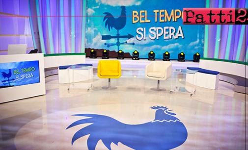 """PATTI – Domani su TV 2000 """"Bel tempo si Spera"""" dedicherà uno spazio a Mariachiara Messina, giovane pattese morta nell'agosto 2017"""