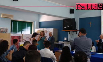 """PATTI – Cerimonia di premiazione per  le borse di studio 2017-2018 all'I.I.S. """"Borghese-Faranda"""""""