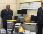 BARCELLONA P.G. – Scoperto centro scommesse abusivo. Tre persone denunciate