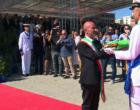 """MILAZZO – Cerimonia di consegna della bandiera di combattimento alla nave """"Luigi Rizzo"""""""
