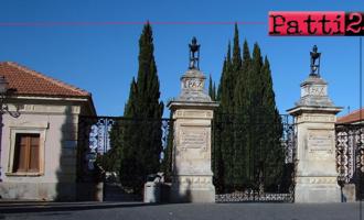 MILAZZO – Servizio navetta per il trasporto di disabili e anziani all'interno del cimitero