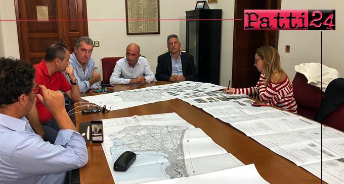 MILAZZO – L'Amministrazione ha presentato il nuovo Piano di utilizzo delle aree demaniali