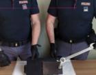 MESSINA – La tecnica con la quale forzava le casseforti … come una firma. Arrestato 37enne già noto alle forze dell'ordine