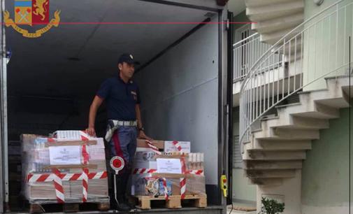 MILAZZO – Importante sequestro di oltre 4000 confezioni di alimenti surgelati pericolosi per la salute pubblica. 2 Denunciati