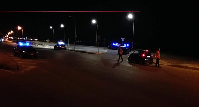 MILAZZO – Controllo del territorio nei luoghi della movida, 6 persone denunciate.