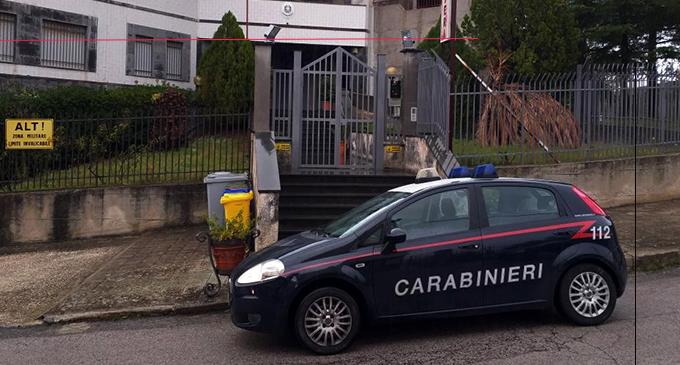 PIRAINO – Arrestato in flagranza di reato 34enne barcellonese, ritenuto responsabile del reato di furto di legna