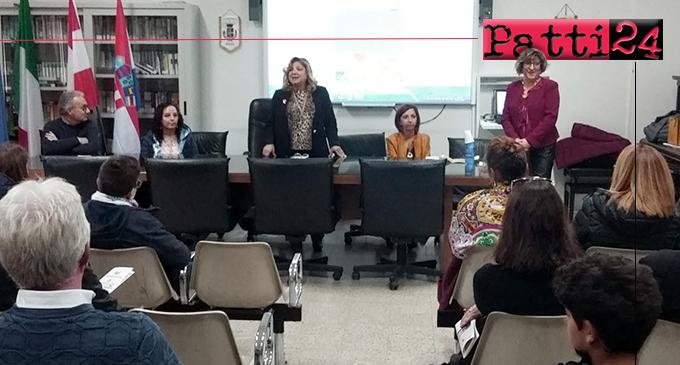 """PATTI – Scuola media """"Bellini"""". Presentato il progetto """"Erasmus Plus"""" che si protrarrà fino a giugno 2020"""