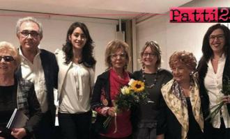 """PATTI – """"Strade di Poesia"""". La 14ª tappa del tour poetico itinerante dell'ass. teatro cultura """"Beniamino Joppolo"""" si è svolta a Caltanissetta"""