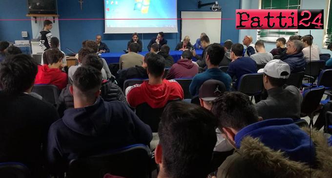 """PATTI – Al Borghese-Faranda """"Valori di sport, valori di vita"""". Protagonista il campione di calcio Totò Schillaci"""