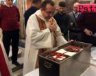 PATTI – Don Enzo Smriglio a Minori per il 225° anniversario del secondo ritrovamento delle reliquie di Santa Febronia-Trofimena