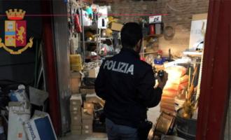 MESSINA – Sorpresi ed arrestati 4 ladri di materiale edile
