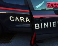 ROCCA DI CAPRI LEONE – Blocca l'auto sui cui viaggiavano la sua ex compagna e la figlia della donna e usa violenza fisica. Arrestato