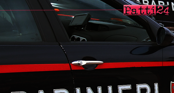 SAN PIERO PATTI – Maltratta la moglie. Arrestato 50enne
