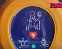 """PATTI – Liceo """"Vittorio Emanuele III"""". Domani saranno consegnati due defibrillatori ai responsabili del primo soccorso."""
