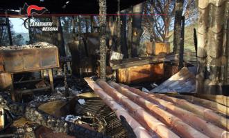 """PIRAINO – Arrestato 42enne di Brolo ritenuto l'autore dell'incendio del ristorante """"La Pineta"""" (aggiornamento)"""